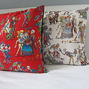 Mexican El Paseo Cushion Covers