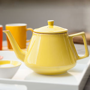 Ceramic Union Teapot