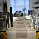 Peruvian Large Square Table Runner