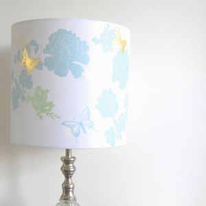 Floral Luxury Lampshade - lighting