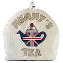 personalised mummy tea cosy
