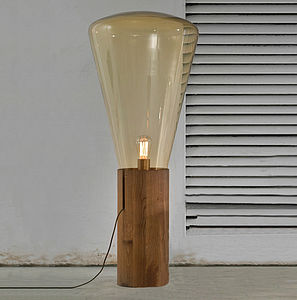 Muffin Floor Lamp - living room