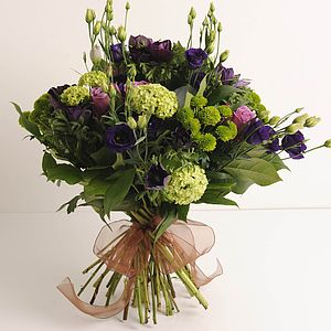 Wild Meadow Fresh Flowers Bouquet - table decorations