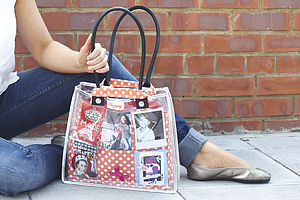 Small Tote   12 Pocket - gifts under £25