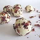 Sweet Orange & Geranium Bath Truffles