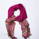 Pashmina From The Silk Road