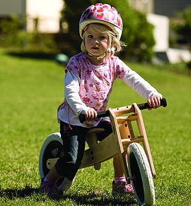 Wishbone Three In One Balance Bike - gifts for children