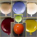 Memory Balloon Colours
