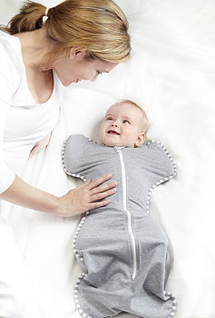 Love To Swaddle UP All In One Swaddle Suit