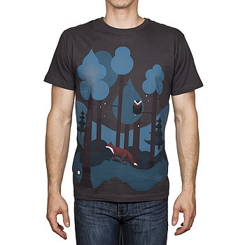 Men's Forest T Shirt
