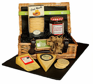 Staffordshire Cheese Taster - boxes & hampers
