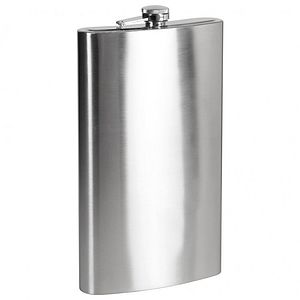 Giant Hip Flask - weddings sale