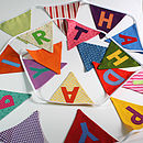 Personalised Party Bunting - Happy Birthday