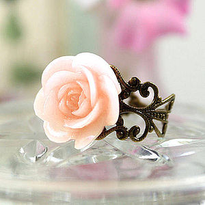 Cathy Rose Ring - rings