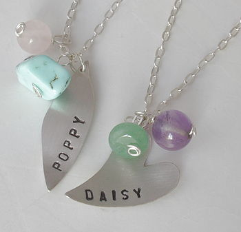 Personalised Gem Necklace