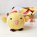 Make Your Own Chick Craft Kit