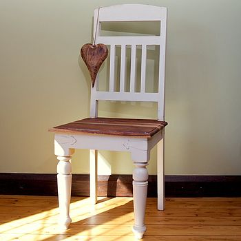 Chantilly Distressed Chair