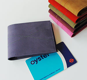 Travel Notes ~ Fits Oyster Card - passport & travel card holders