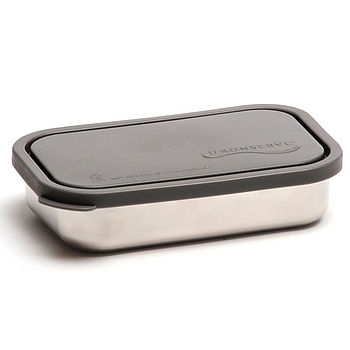 Slate Stainless Steel Container