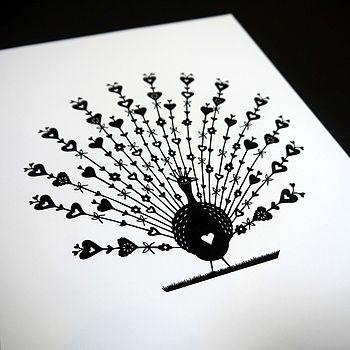 peacock print1