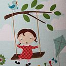 Child's Fly A Kite Lampshade
