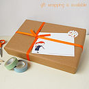 Signature Gift Wrapping Is Available