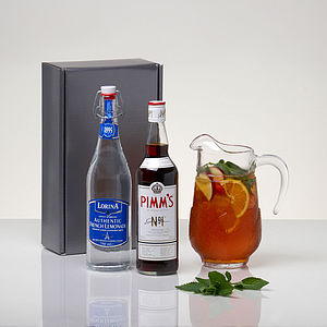 The Perfect Pimms Pack - gifts for cricket fans