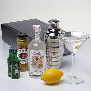 Martini Cocktail Kit - shop by category