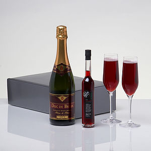The Framboise Royale Kit - gifts to drink