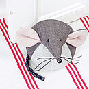 Handmade Mouse Door Stop