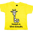 Head In The Clouds Childs T Shirt
