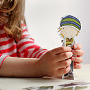 Kid's Paper Doll Craft