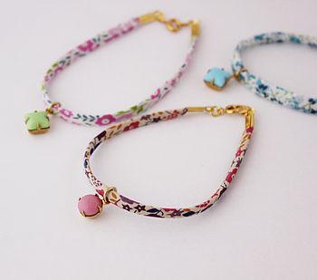 Vintage Charm Friendship Bracelet