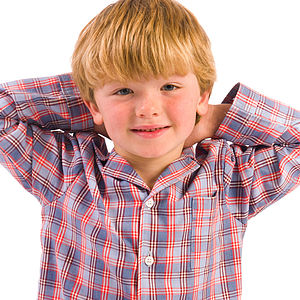 Boys Brushed Cotton PJs: More Colours