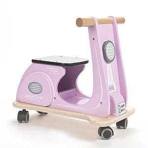Jamm Scoot - Pink - traditional toys & games