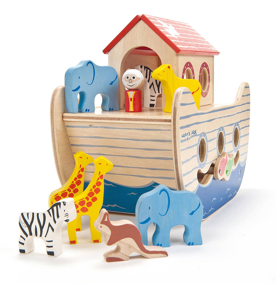 Noah S Ark Toy Gallery