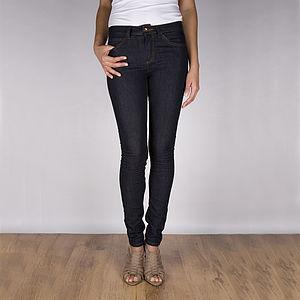 Roberta Dark Blue Denim Jeans - women's sale