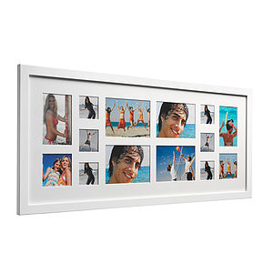 14 Aperture Gallery Multi Photo Frame - picture frames