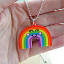 Funky acrylic jewellery for all ages!