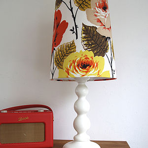 Polly Tall Tapered Lampshade