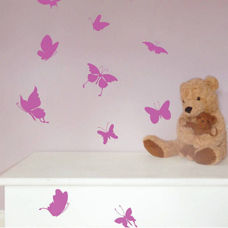 Butterfly Wall Stickers Part 70