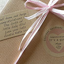 New Baby Gourmet Biscuit Gift Box