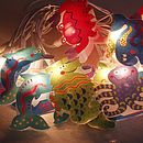 Under The Sea Animals String Fairy Lights