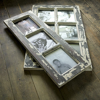 Reclaimed Wooden Frame