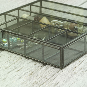 Glass Collections Box