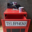 Telephone Box Metal Cabinet