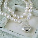 Personalised Freshwater Pearl Necklace