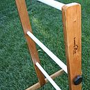 Ladder Golf Set