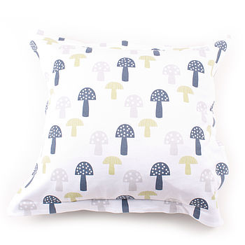 Toadstool Cushion Cover