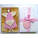 Personalised Angel Gift Box